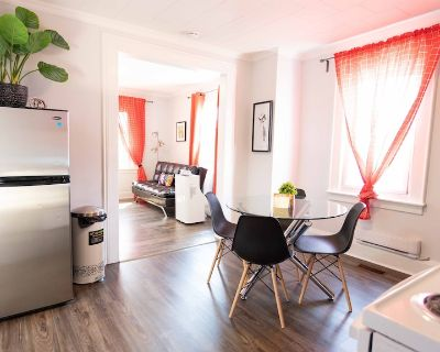 Renovated 2 BEDROOM in tourist district - WALK to ATTRACTIONS, CASINO, the FALLS - Niagara Falls