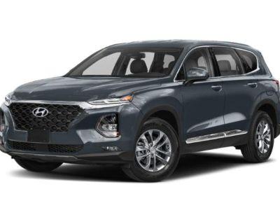 Certified Pre-Owned 2019 Hyundai Santa Fe SE FWD Sport Utility