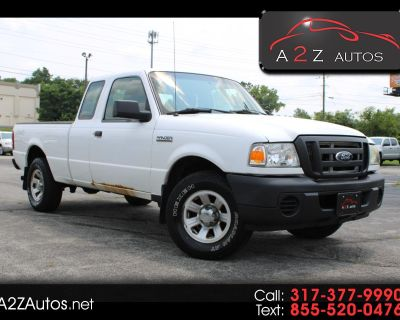 """2011 Ford Ranger 4WD 2dr SuperCab 126"""" XL"""