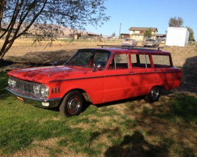 1961 Mercury Comet Wagon