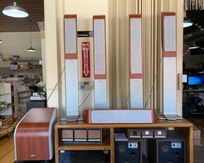 Andale Auction -Fine Art, Pedal Cars, High End Speakers, Tube Radios, Insulators, Antiques & More -S