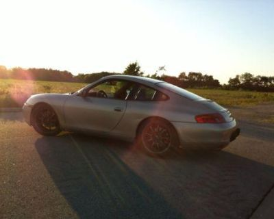 1999 Porsche 911 C2 With Many Upgrades Including Ims Bearing