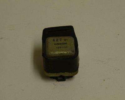 Yamaha Xv750 Xv 750 Virago Starter Relay Omron 4h7-01