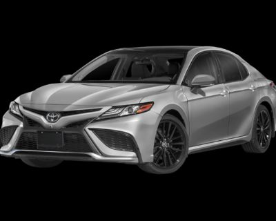 New 2021 Toyota Camry XSE AWD