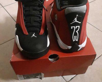 Jordan 14s size 9.5