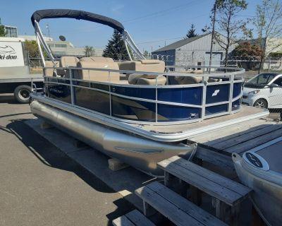 2021 Starcraft LX 18 F Pontoon Boats Portland, OR