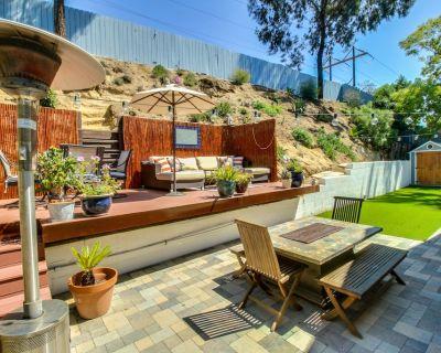 Stylish & Spacious Home w. Hot tub & Deck - Encinitas