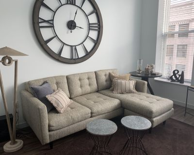Style & Charm in the Heart of the City with Secure, Indoor Parking - Westown