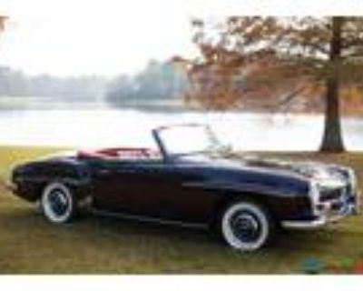 1960 Mercedes-Benz 190SL Black Soft Top