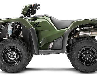 2022 Honda FourTrax Foreman Rubicon 4x4 Automatic DCT EPS ATV Utility Leland, MS