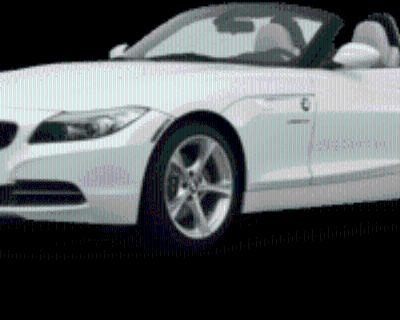 2013 BMW Z4 Roadster sDrive28i