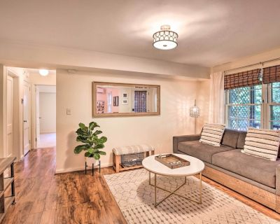 NEW! 'Garden Apartment' - 4 Mi to Downtown Atlanta - Morningside-Lenox Park