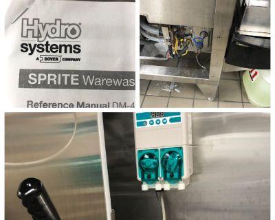 Commercial Dishwasher Service