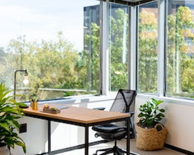 Private Office for 3 at Industrious Atlanta Monarch Tower