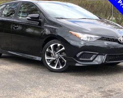 2017 Toyota Corolla iM iM