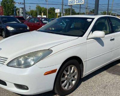 2004 Lexus ES ES 330