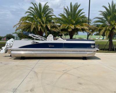 2022 Tahoe 2585 Cascade Versatile Rear Lounger
