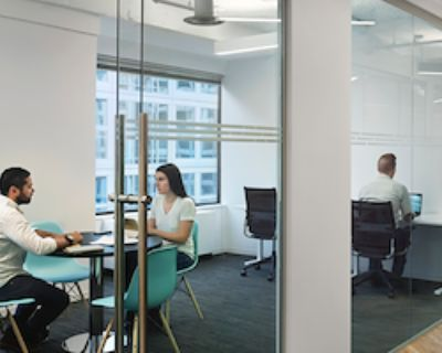 Private Office for 10 at Launchpad K Street