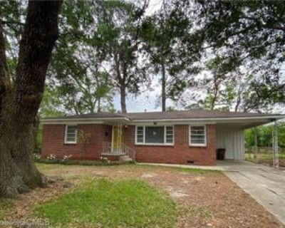 805 Myra Dr, Mobile, AL 36606 3 Bedroom House