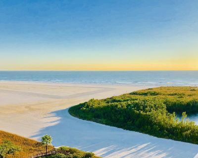 Season Sale !! Magnificent Oceanfront! Five star best low rate !! - Marco Island