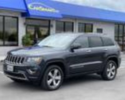 2014 Jeep Grand Cherokee Limited 4WD Navigation