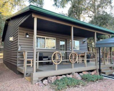 2001 Cozy Cabin 1/1 Site Built Home