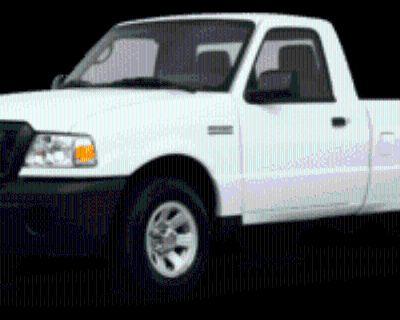 """2010 Ford Ranger XL Reg Cab 112"""" 2WD"""