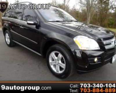 2007 Mercedes-Benz GL GL 450 4MATIC