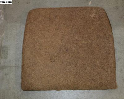 Coconut Hair Pad for 1962-67 Bus Left Front Seat