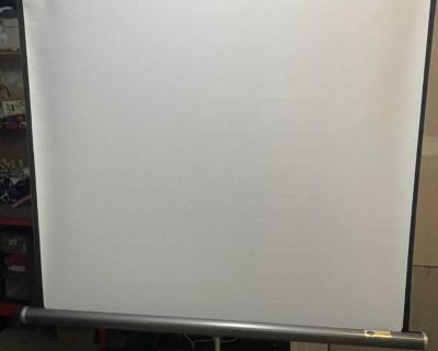 Boots Jolly Deluxe projector screen
