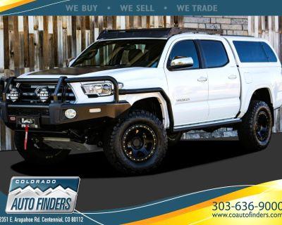 Used 2016 Toyota Tacoma Limited