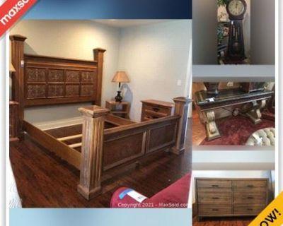 Los Angeles Moving Online Auction - 1/2 La Cienega