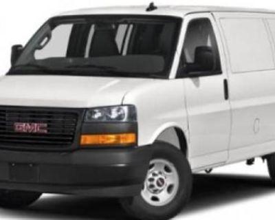 2020 GMC Savana Cargo Van Base