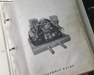 [WTB] WANTED 356 porsche 550 engine see pic