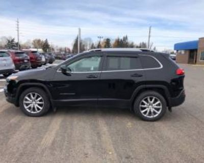 2018 Jeep Cherokee Limited 4WD