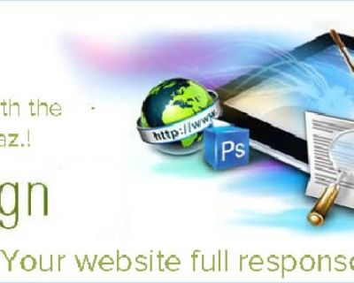 Redesign Website To Full Responsive Get Connected With The World With Our Ideas.