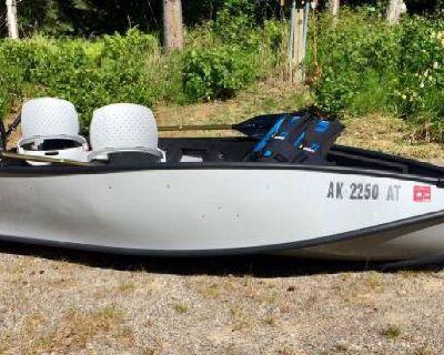 2017 12' PORTA Bote (portable boat)