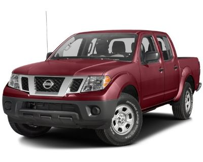 Pre-Owned 2016 Nissan Frontier S RWD 4D Crew Cab