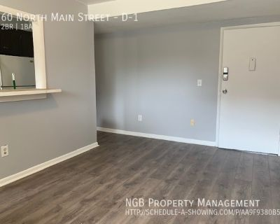 Apartment Rental - 60 North Main Street