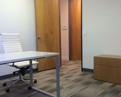 Private Office for 4 at 2082 Michelson Business Center