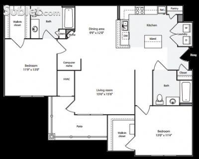 $3355 2 apartment in DeKalb County