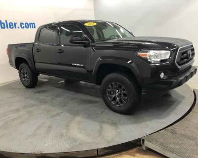 Used 2021 Toyota Tacoma Double Cab 5' Bed V6 AT (GS)
