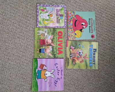 Easter books!