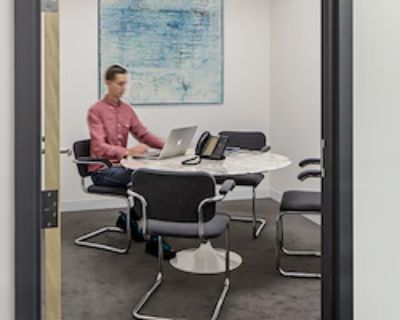 Private Office for 2 at Boston Offices - Exchange Place
