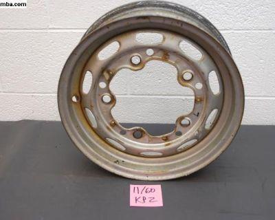 11/60 KPZ Painted Porsche 356 Steel Wheel Drum #1
