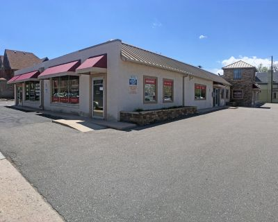 End Cap Space Great for Medical, Office, or Retail