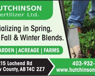 HUTCHINSON Fertilizer Ltd...