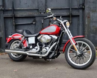 2002 Harley-Davidson Dyna Lowrider Cruiser Augusta, ME
