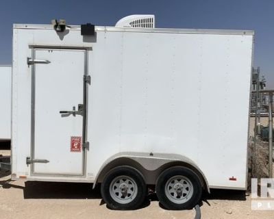 Continental Cargo T/A Enclosed Utility Trailer
