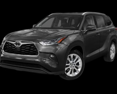 New 2021 Toyota Highlander Limited Front Wheel Drive 5